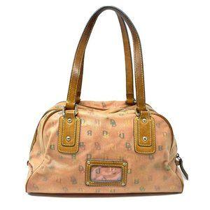 Dooney & Bourke Leather Handbag Purse